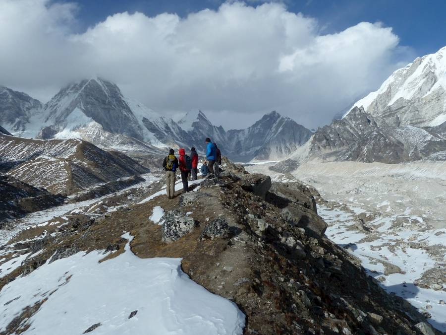 Wandern Nepal – Island Peak & Mount Everest Camp