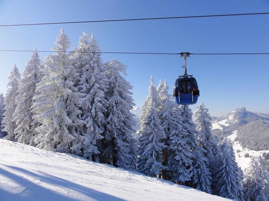 Freeridetour Oberstdorf mit Guide