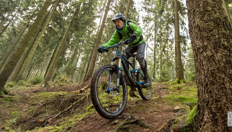 Mountainbike Privatkurs im Sauerland