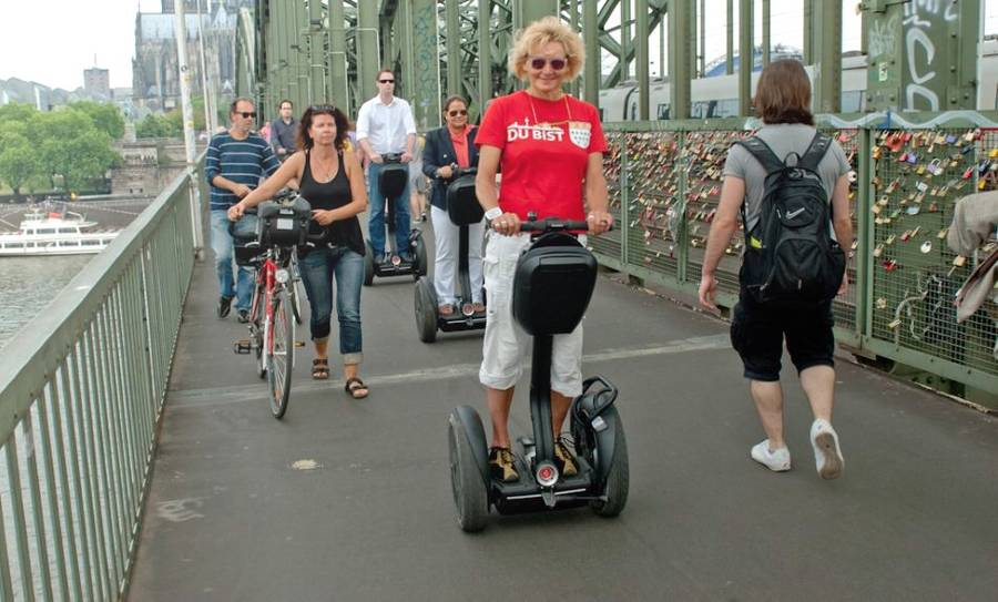 SEGWAY-Tour in Köln