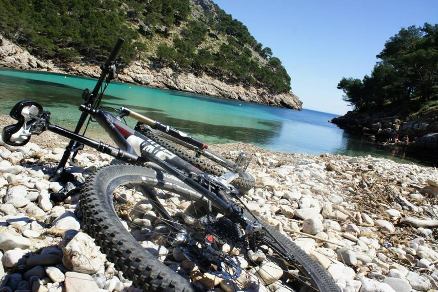 Frauen Mountainbike-Camp auf Mallorca - Solo para chicas
