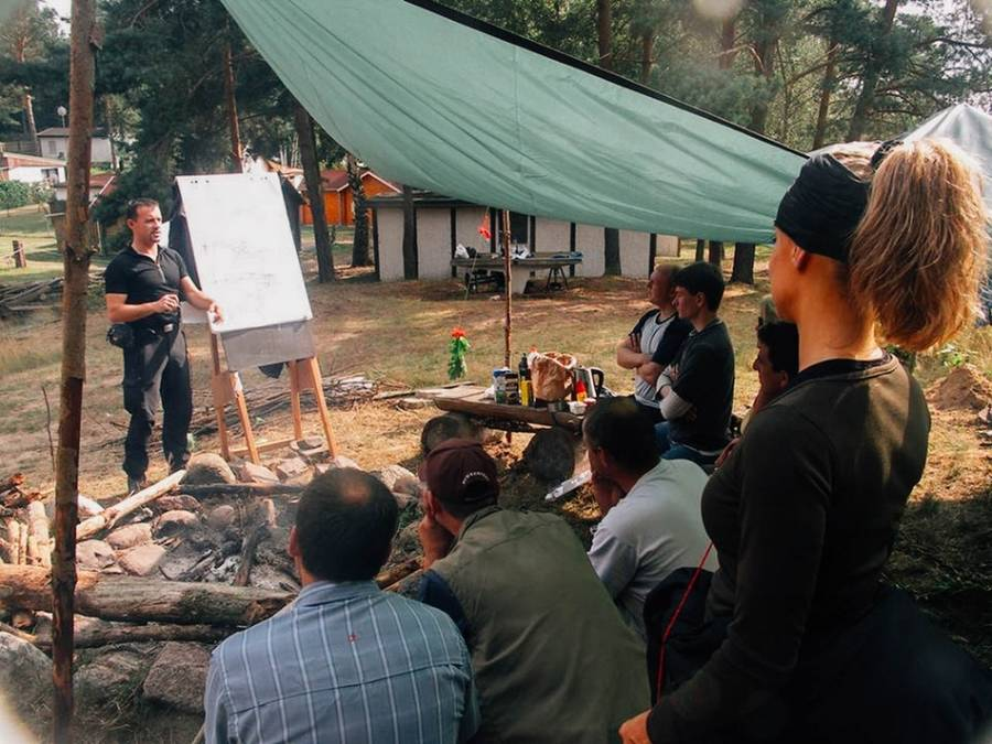Survival-Workshop in Berlin/Brandenburg