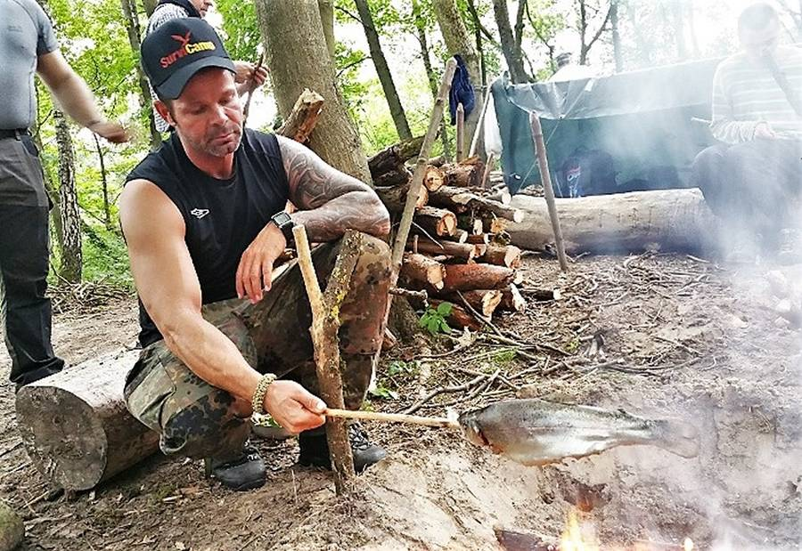 Survival-Camp - Überlebenstraining Berlin & Brandenburg (2 Tage Base-Camp)