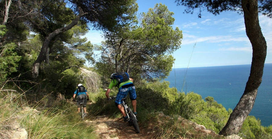 Holy Trails of Catalonia: Mountainbike Trailcamp in Spanien