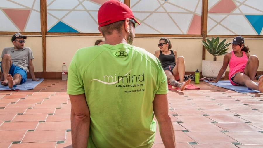 Fitness & Wellness Week mit Jumping Special in Marbella