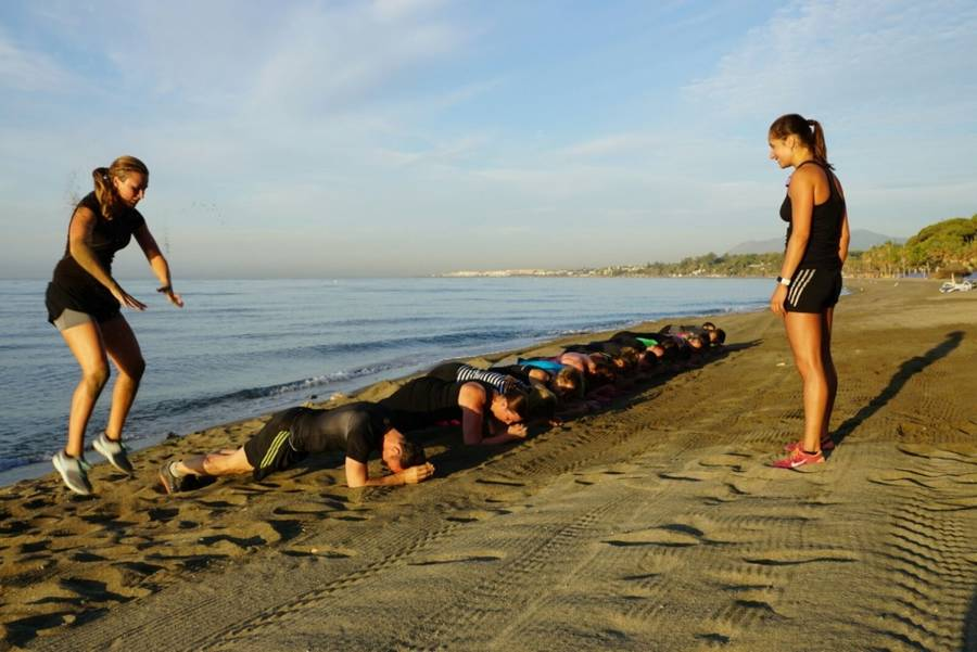 Fitness & Wellness Woche in Conil de la Frontera (Andalusien)
