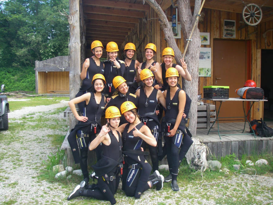 Canyoning Tour II