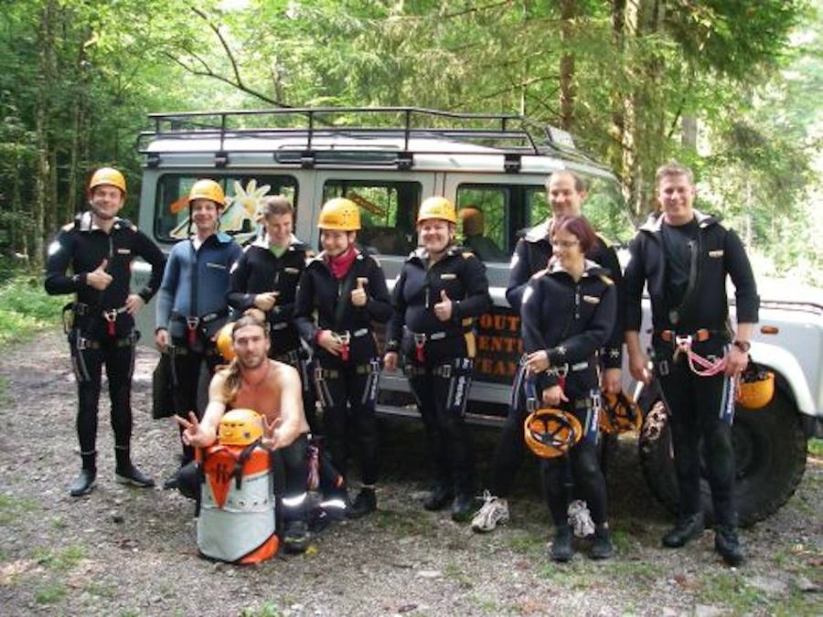 Canyoning Tour III