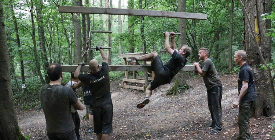 Krav Maga Training als Firmenevent in Köln
