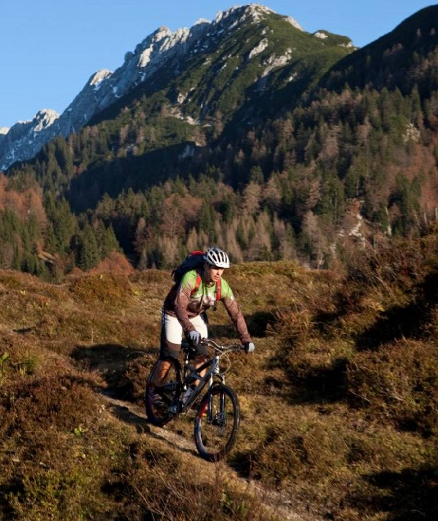 MTB Tour mit Guide in Tirol