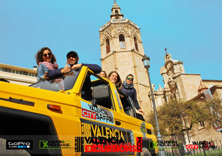 Valencia CITY Safari