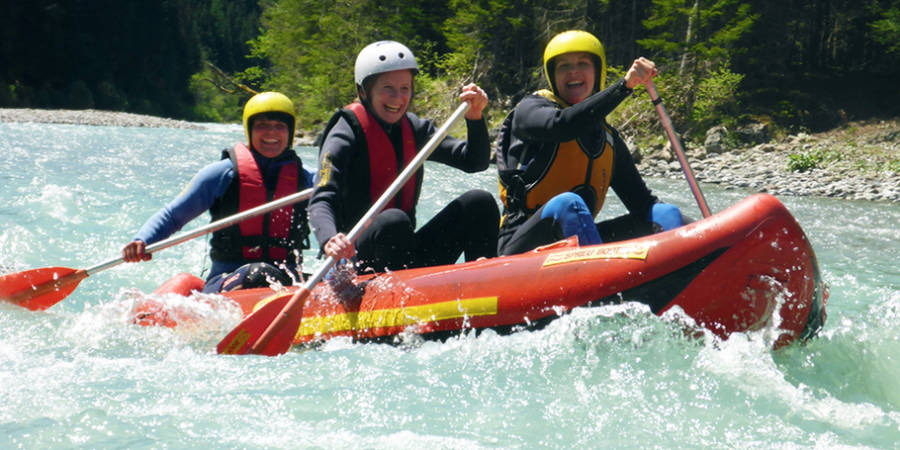 Rafting XL - Wildwasserspaß Level 3