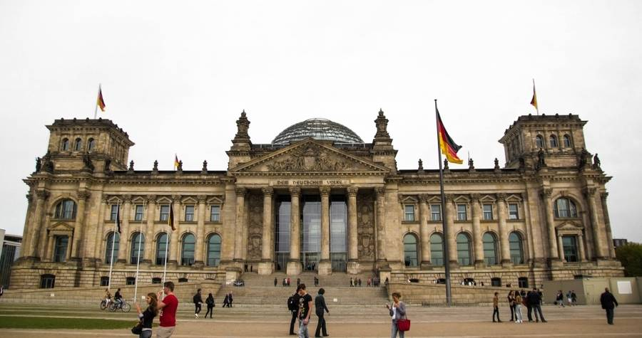 Berlin Hop On/Off Bus-Tour Sightseeing Tour