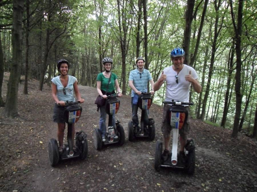 Segway Tour in Wuppertal