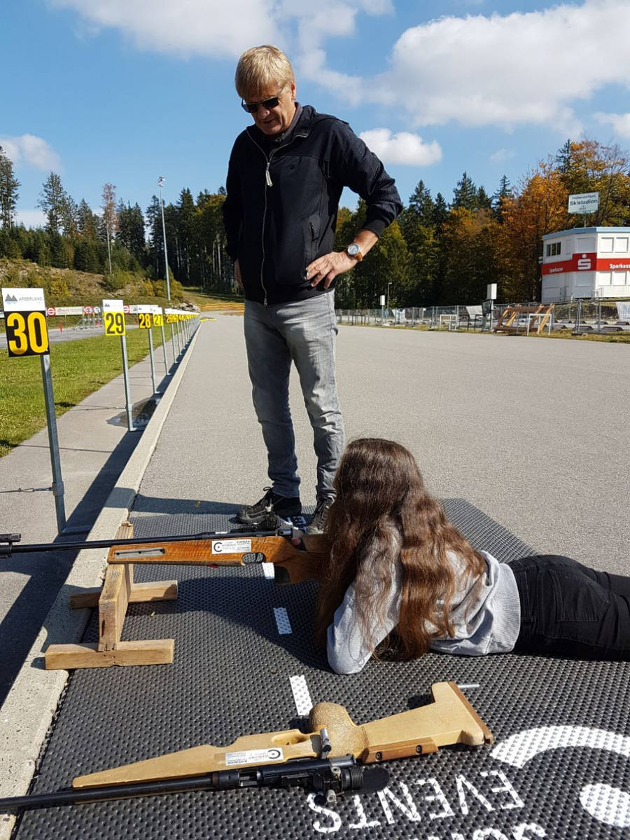 Biathlon Workshop