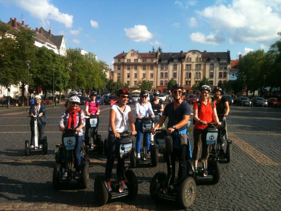 Segway City Tour - Offenbach