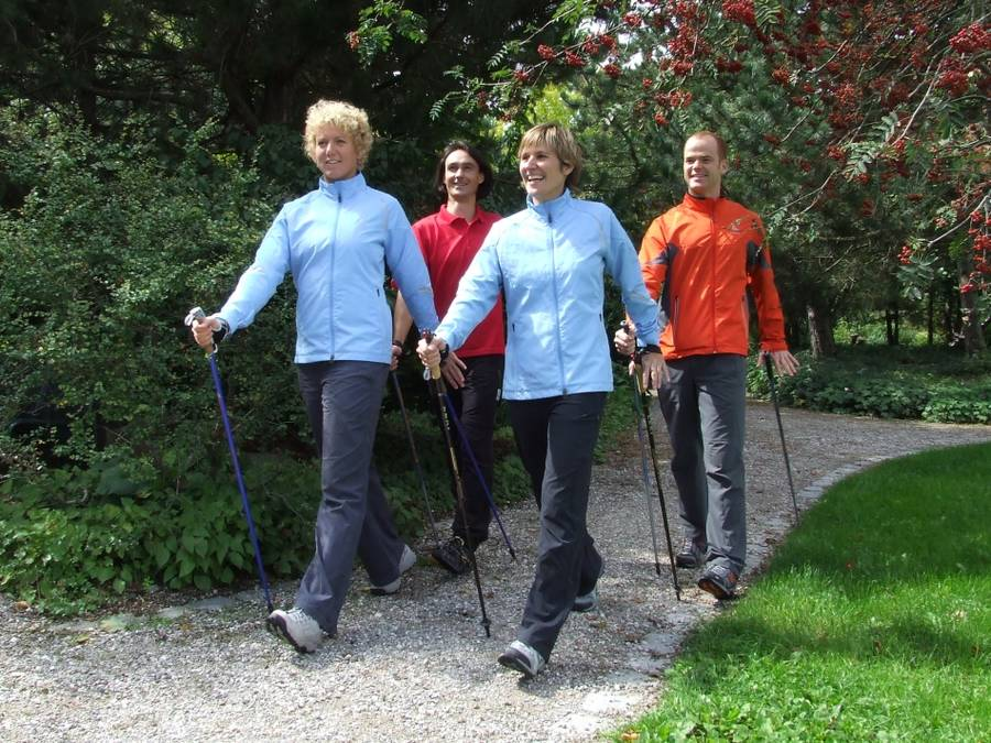 Nordic Walking-Basiskurs in Sendling-Thalkirchen