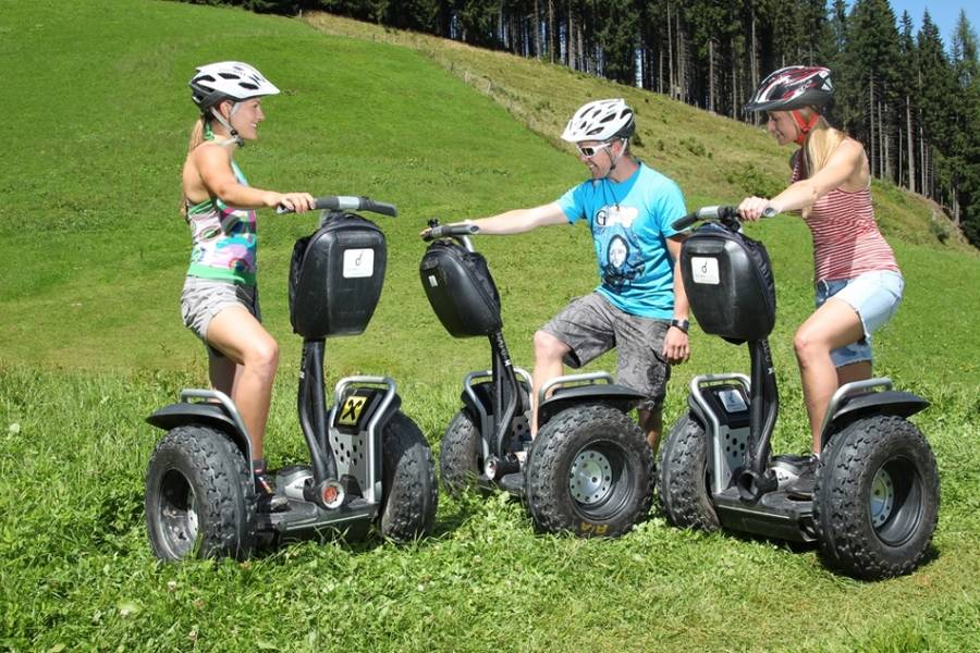 Segway Alm Tour mit Guide in Flachau (Salzburger Land)
