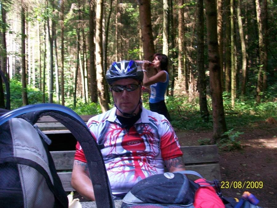 Mountainbike Tour Teutoburger Wald - Die Hermann Runde