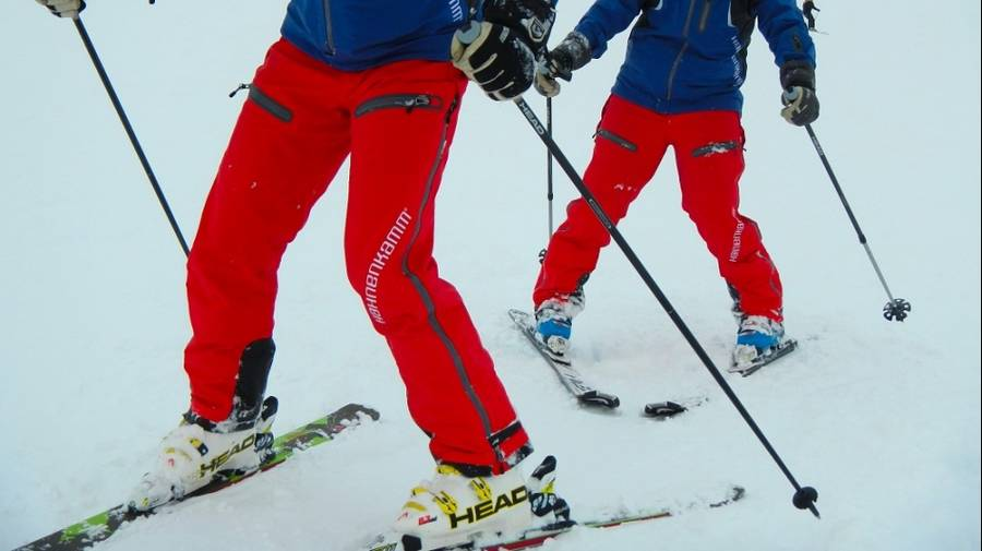 Skikurs für Frauen in Kaprun / Ladies Week