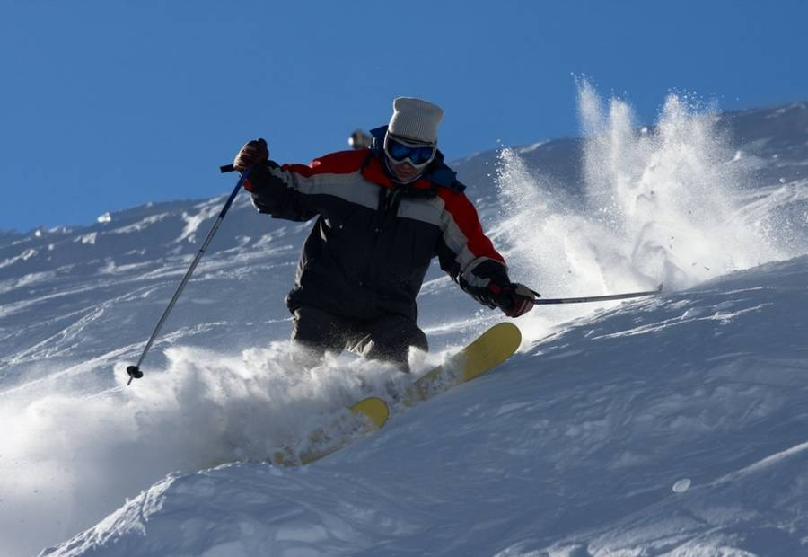 Carving Training in Flachau (Salzburger Land)