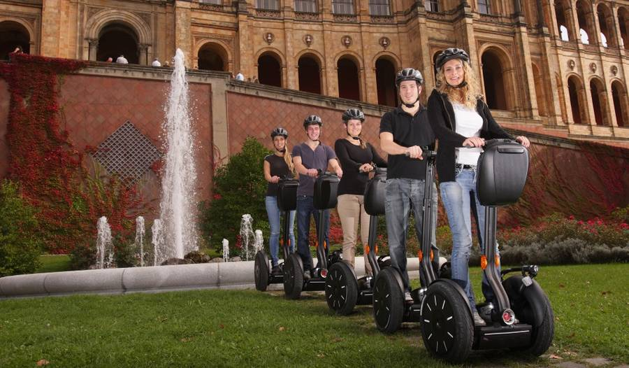 Wien Segway Tour bei Nacht - City Lights Tour