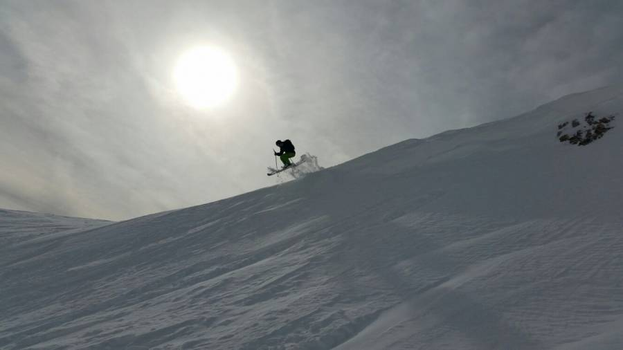 Freeride Kurs für Kinder in Garmisch-Partenkirchen / Grainau