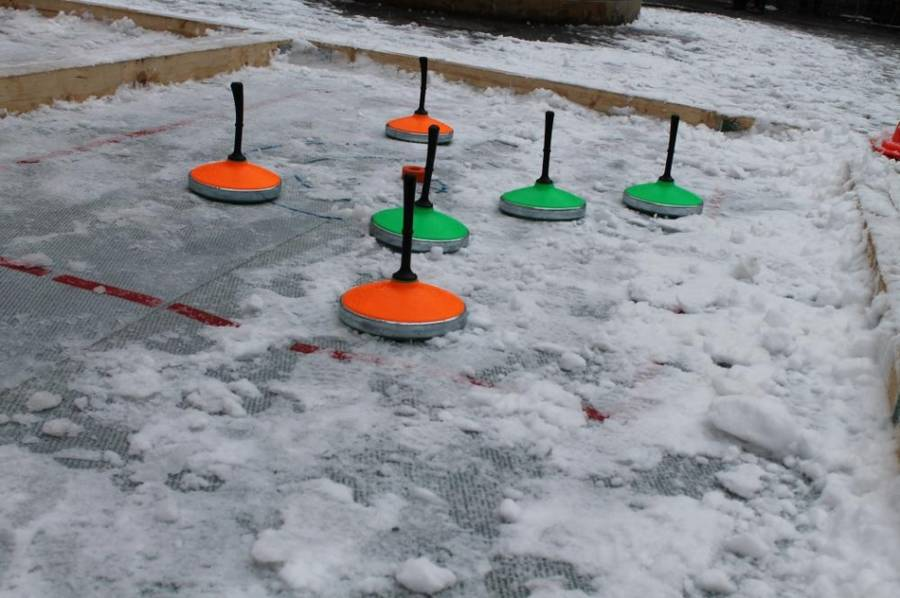 Eisstockschießen Teamevent - Bad Cannstatt
