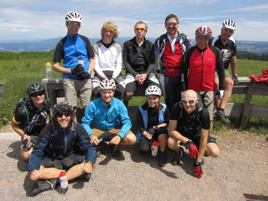 Tips & Photos for Mountain Bikers