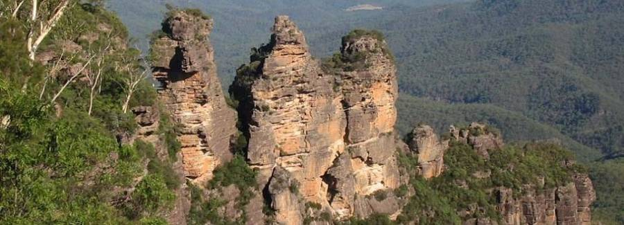 Tagestour durch die Blue Mountains (Sydney)