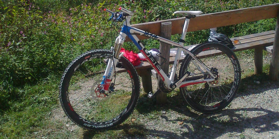 Mountainbike-Touren-Paket in den Chiemgauer Alpen bei Inzell