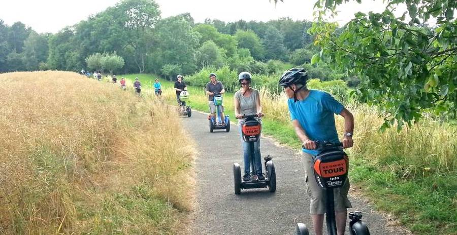 Segway-Tour in Wetzlar - Die Panorama-Tour