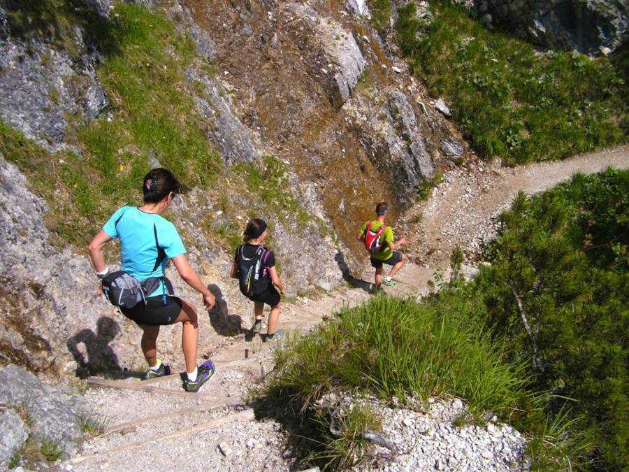 Trail & Yoga - Balanced Action am Achensee