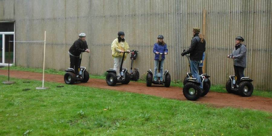 Familien Segway-Tour in Hamburg