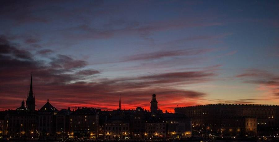 Classic Phototour mit Guide in Stockholm