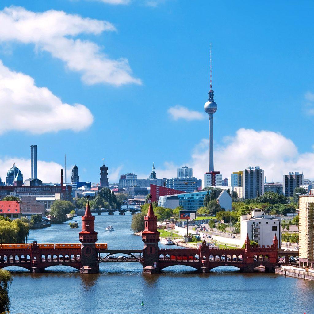 Stadtansicht Berlin