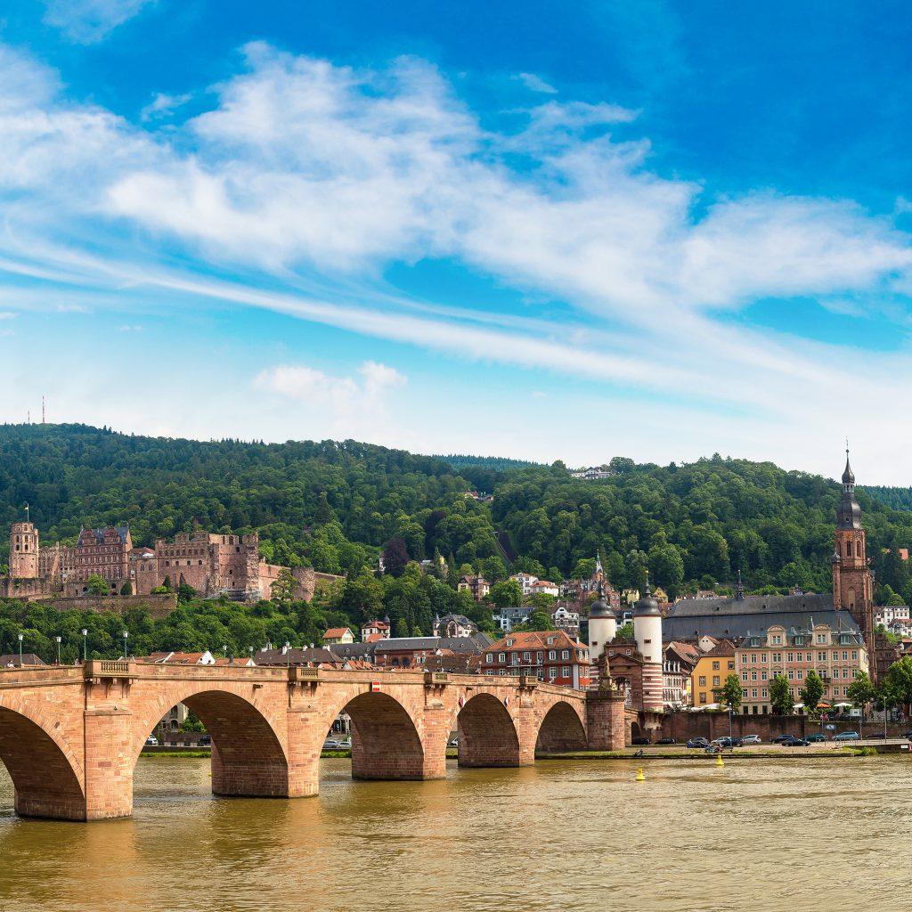 Neckarbrücke Heidelberg