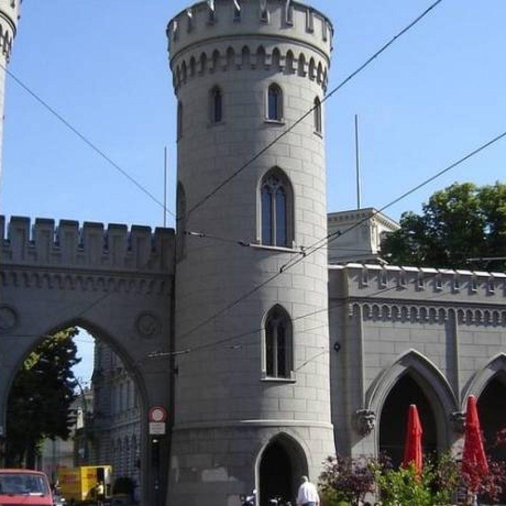 Stadttor in Potsdam