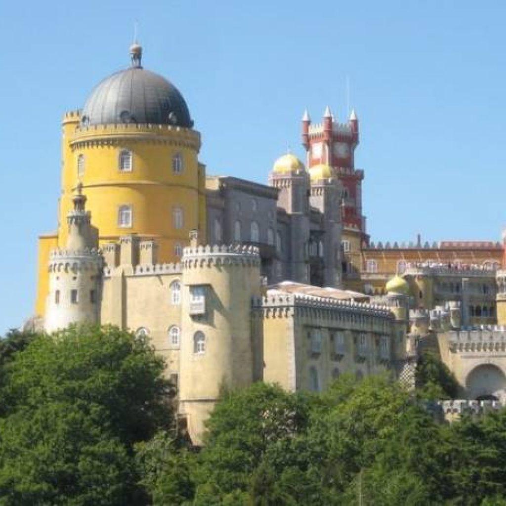 Historisches Fort in Portugal