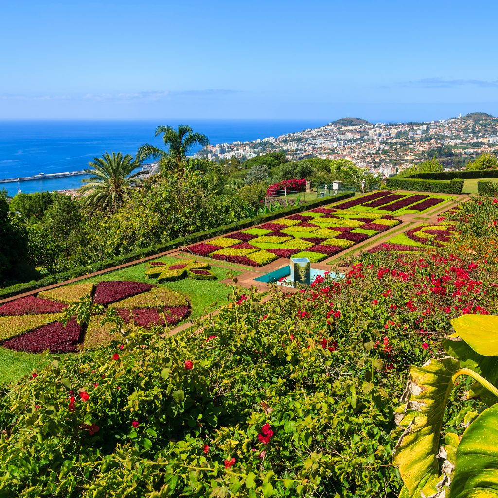 Der Botanische Garten auf Madeira