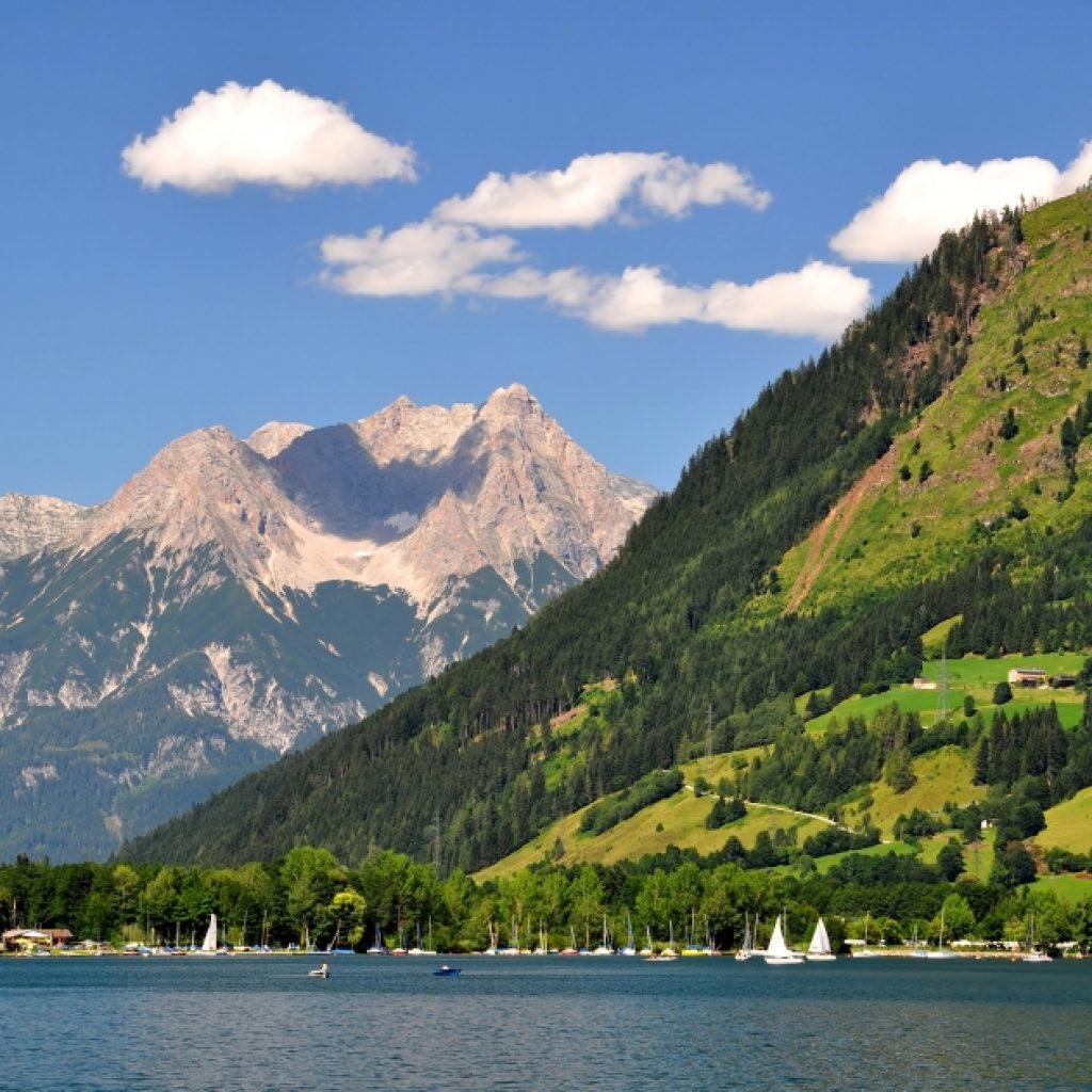 Salzburger Land im Sommer