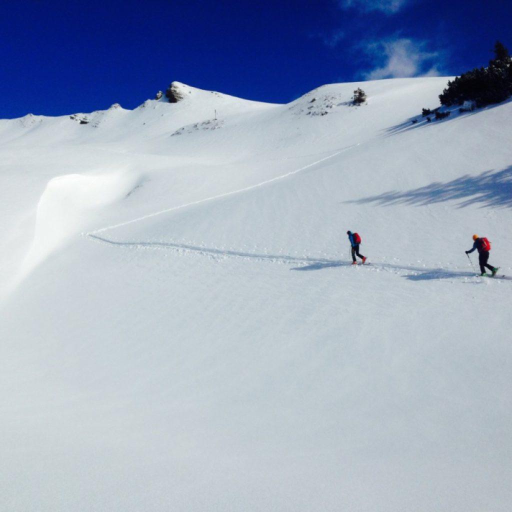 Skitouren Kompaktkurs im Kleinwalsertal